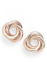 Nordstrom Women's Twisted Knot Stud Earrings