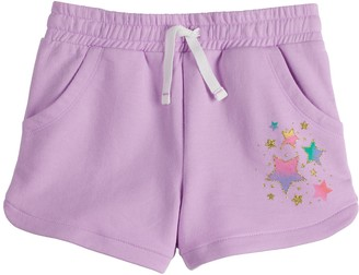 Sonoma Goods For Life Girl 4-12 French Terry Shorts