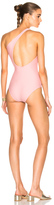 Cali Dreaming Milky Way Swimsuit in Pink.