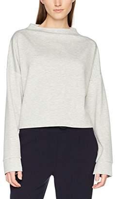 Melange Home Opus Women's Gustafa Sweatshirt, (Iron Grey 8057)