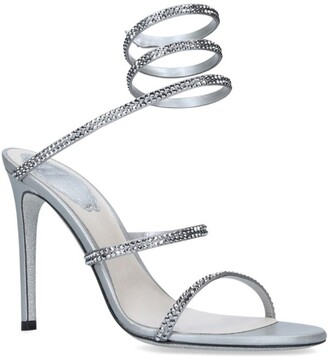 Rene Caovilla Jewel Seraphanite Sandals 105