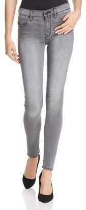 Hudson Nico Skinny Jeans in Trooper Gray