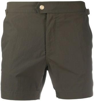 Tom Ford Straight-Leg Swim Shorts