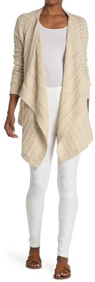 Johnny Was Camille Draped Cardigan