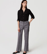 LOFT Petite Tweed Trousers in Marisa Fit