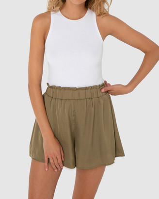 Madison The Label - Women's High-Waisted - Ari Shorts - Size One Size, 8 at The Iconic
