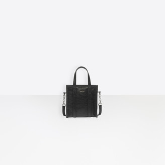 Balenciaga Small shopping bag with removable and adjustable cross-body strap