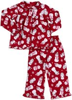 Carter's 2 Piece Tossed Sleepwear Set - Red-7
