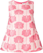 P.A.R.O.S.H. Profilo top - women - Silk/Polyamide/Polyester/Viscose - S