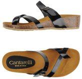 Cantarelli Toe post sandal