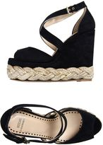 Moschino Cheap & Chic Espadrilles