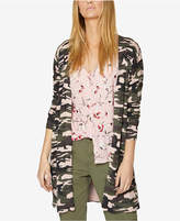 Sanctuary Camouflage-Print Duster Cardigan