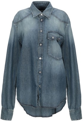 MM6 MAISON MARGIELA Denim shirts