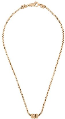 Emanuele Bicocchi Tubular Chain Necklace