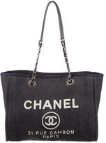 Chanel 2015 Small Deauville Tote