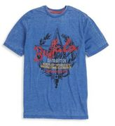 Buffalo David Bitton Boy's Graphic Logo Tee