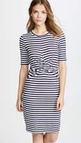 Three Dots Nantucket Stripe Dress