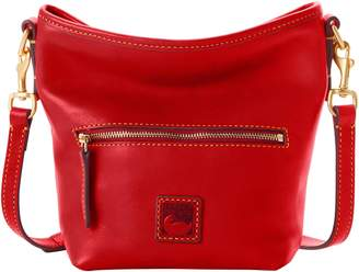 Dooney & Bourke Camden Florentine Mini Hobo Crossbody