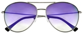 Vince Camuto Mirrored Aviator Sunglasses
