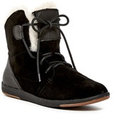 Emu Winton Genuine Fur Lace-Up Boot