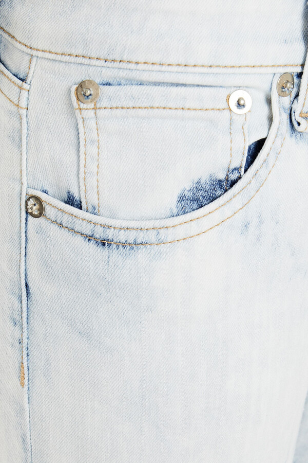 Thumbnail for your product : Rag & Bone Cate Cropped Bleached Mid-rise Skinny Jeans
