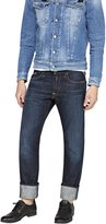 Replay Mens Jeans | Waitom | M983 | Deep Blue Deinim | 007