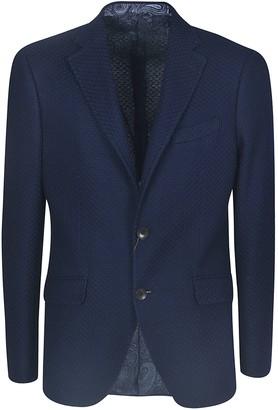 Etro Paisley Regular Fit Blazer