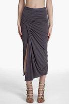 Lilies Mid-Length Skirt
