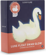 Sunnylife Glowing inflatable swan