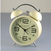 11.43 cm Bell Clock
