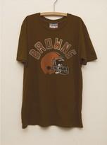 Junk Food Clothing Kids Boys Nfl Cleveland Browns Kick Off Crew - L