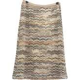 Missoni Beige Skirt for Women