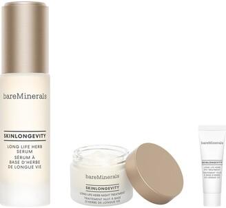 bareMinerals Skinlongevity Long Life Herb Skin Care Trio