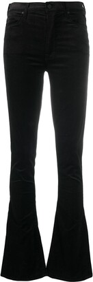 Mother High-Rise Bootcut Jeans