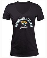 5th & Ocean Women's Jacksonville Jaguars Checkdown LE T-Shirt