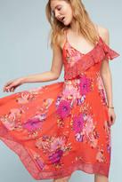 Maeve Grecia Ruffle Dress
