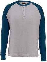 Wolverine Ryker Long Sleeve Henley Shirt