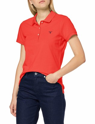 Gant Women's The Summer Pique Polo Shirt