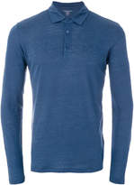 Majestic Filatures long-sleeve polo top