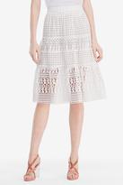 Diane von Furstenberg Tiana Lace Skirt
