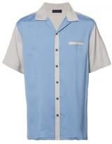 Lanvin two-tone bowling shirt
