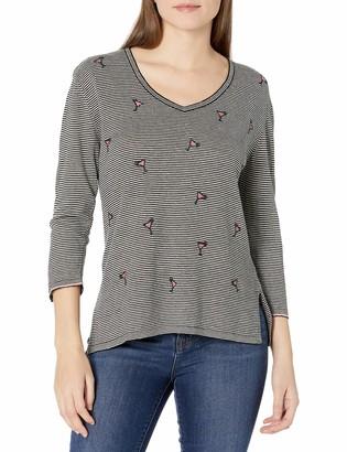Nic+Zoe Women's Cosmo Sweater