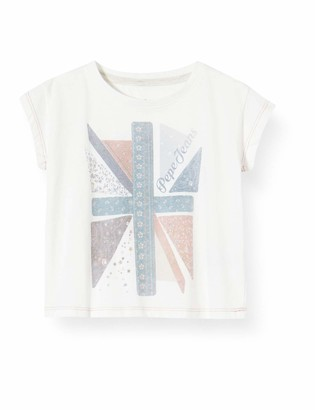 Pepe Jeans Girl's Cassiopea T-Shirt