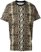 Givenchy printed T-shirt - men - Cotton - S
