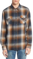 Vans Men's Conroy Plaid Flannel Shirt