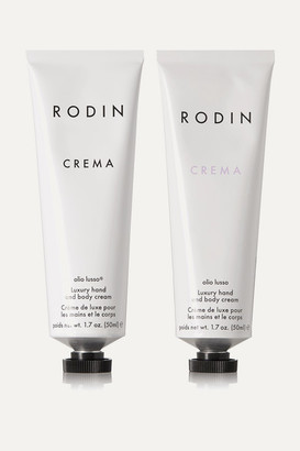 Rodin Luxury Hand And Body Cream Duo - Colorless