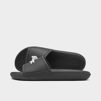 Lacoste Men's Croco 119 Slide Sandals