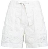 Ralph Lauren Eyelet Cotton Short