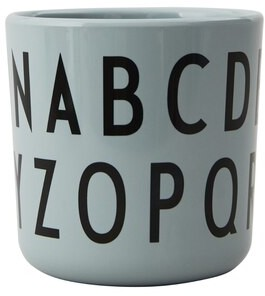 Design Letters Eat & Learn Abc Melamine Cup - Green