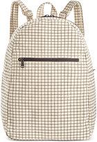 Baggu Cotton Zip Backpack